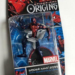 Spider-Man Origins Spider-Man 2099
